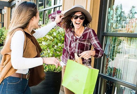 Shopping in Bend Oregon - Over 40 Stores