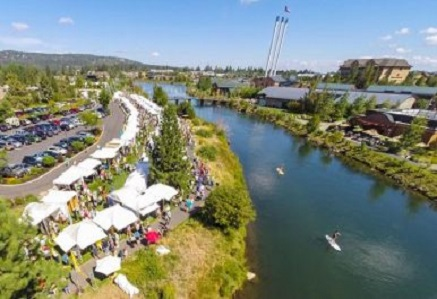 Here's why art lovers are flocking to Bend this weekend
