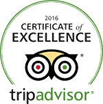 The Old Mill District Received a Certificate of Excellence on TripAdvisor