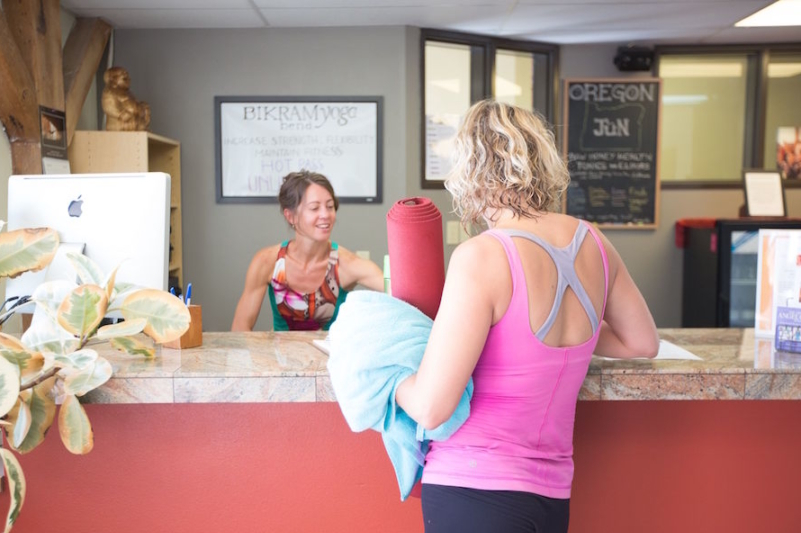 Bend Hot Yoga Offering Free Classes Old Mill District